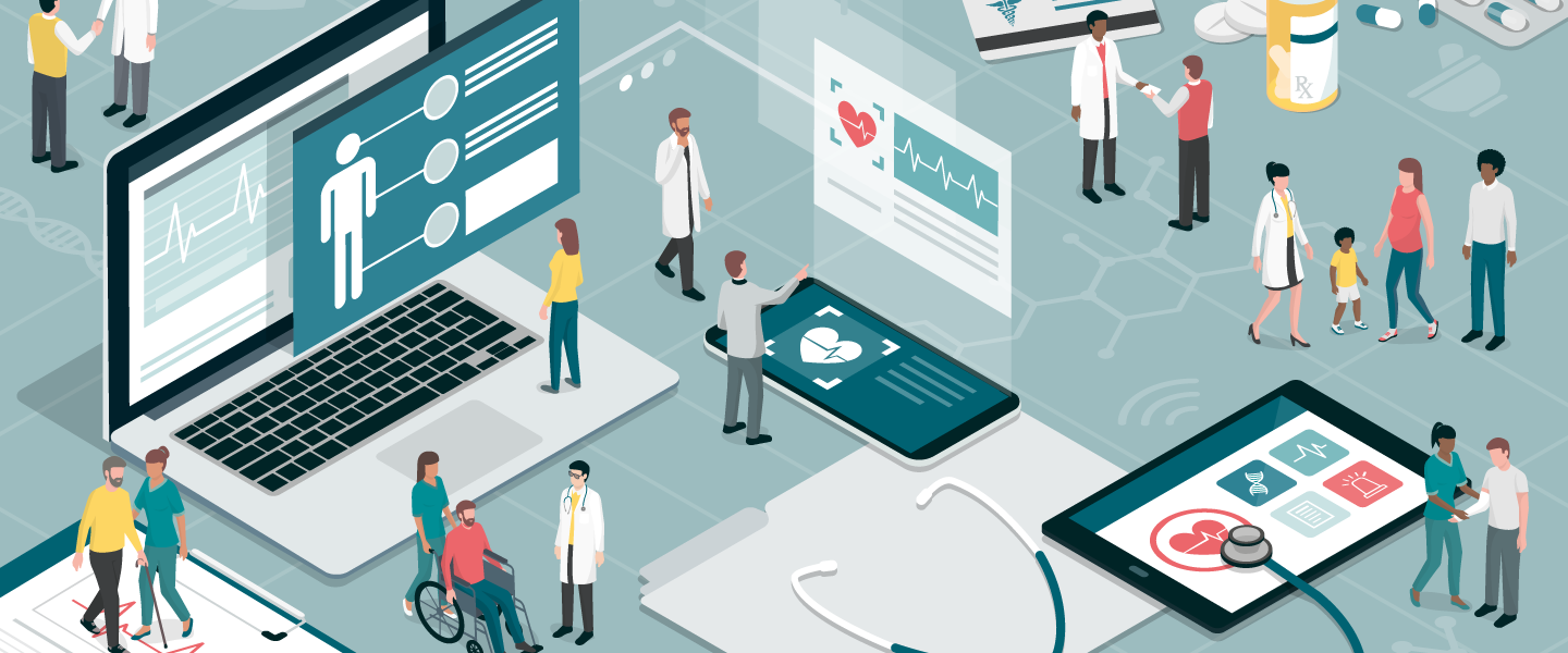 electronic record implementation This article describes how trust among team members and in the technology supporting them was eroded during implementation of an electronic health record (ehr) in an adult outpatient oncology practice at a comprehensive cancer center.