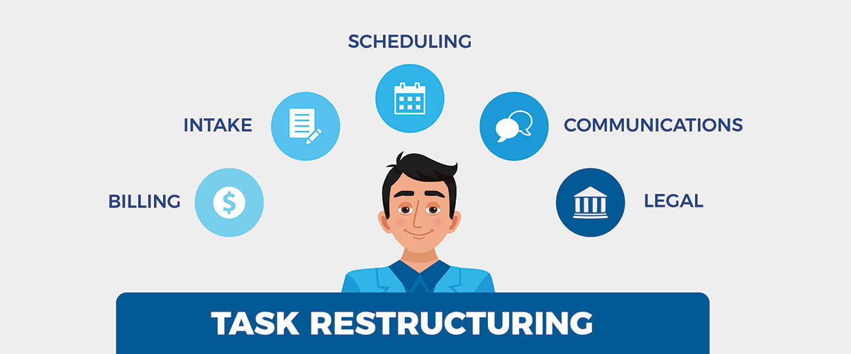 Preventing admin burnout through task restructuring