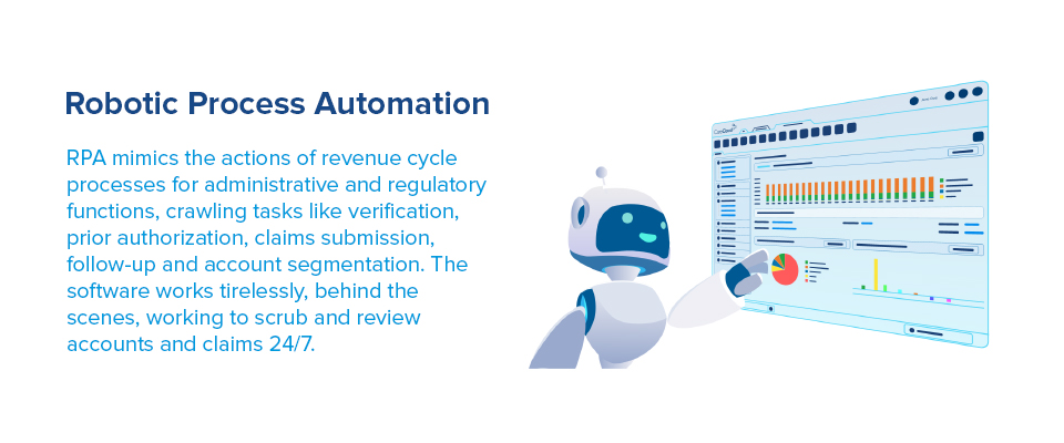 How robotic process automation can boost revenue