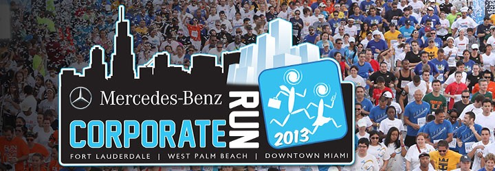 Exercise meets great times at mercedes benz corporate run for Mercedes benz corporate