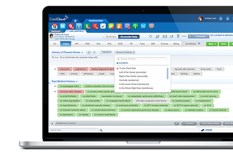 CareCloud Electronic Health Record