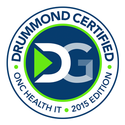 Drummond 2015 Certification
