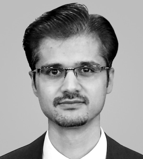 picture of CareCloud's vice president and director, Hadi Chaudry