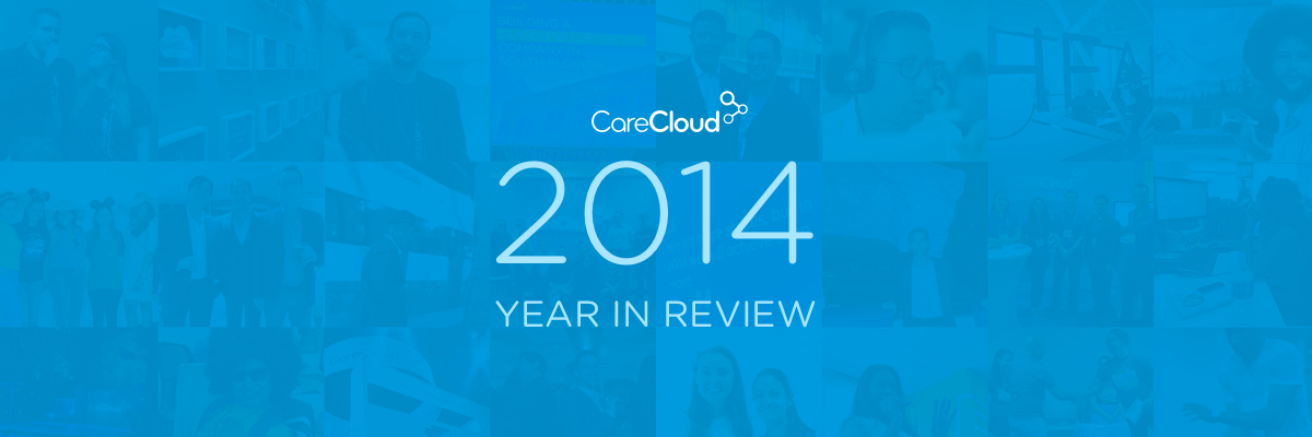 CareCloud Year in Review 2014