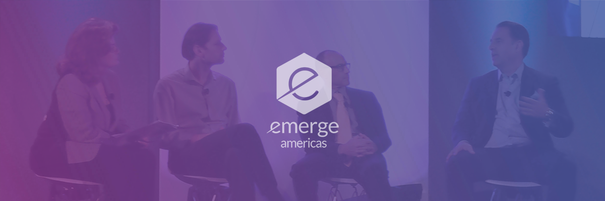 Albert Santalo emerge Americas 2015 panel photo