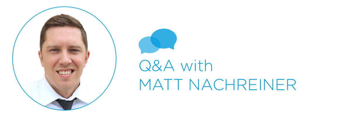 Matt Nachreiner image for Q&A