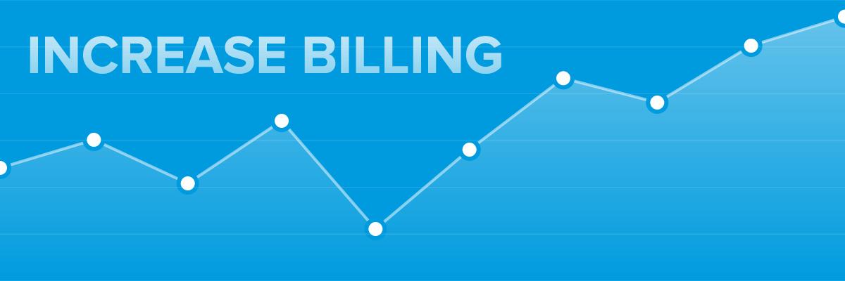 Increase Billing image