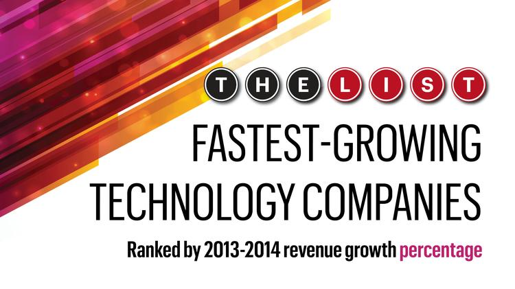 Fastest Growing Tech image