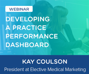 Developing a Practice Performance Dashboard