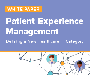 White Paper: Patient Experience Management