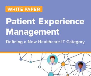 White Paper: Patient Experience Management