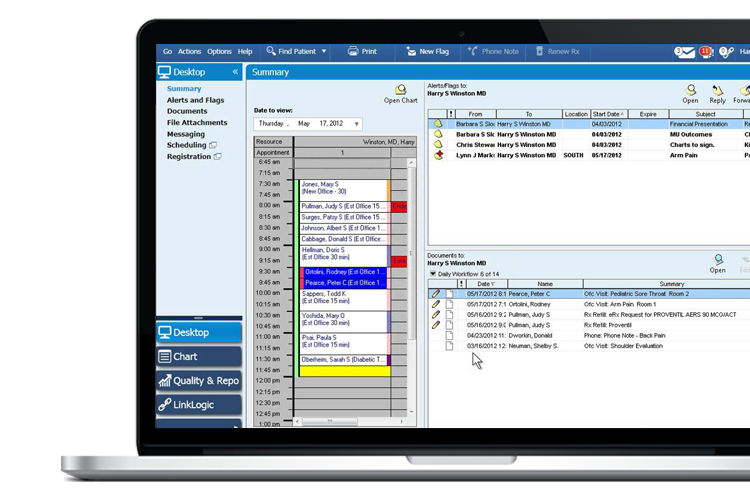 Centricity Electronic Health Record