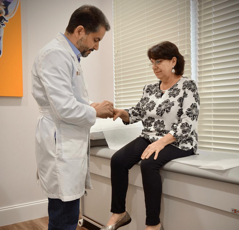 Vanguard Rheumatology Case Study