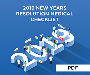 2019 New Year's Resolution Checklist for Medical Practices