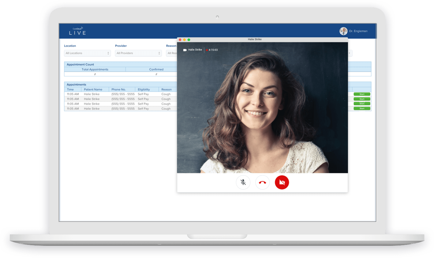 CareCloud Live Image