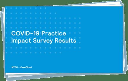 CareCloud Health - COVID-19 Practice Impact Survey